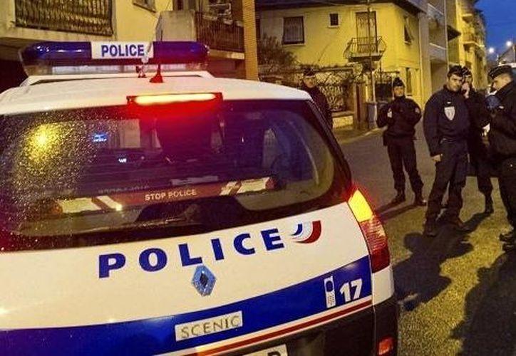 La policía francesa trasladó a la frontera con España al etarra para que sea procesado en su país. (Agencias)