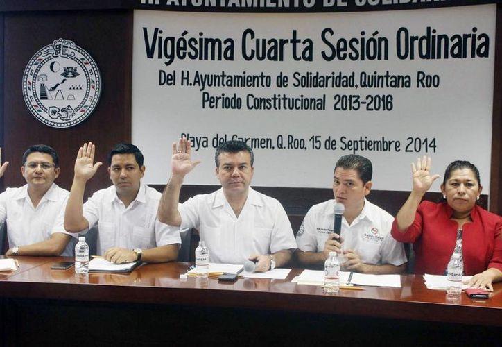 """El cabildo aprobó la participación del municipio en el programa de """"Modernización Catastral de Banobras"""".  (Redacción/SIPSE)"""