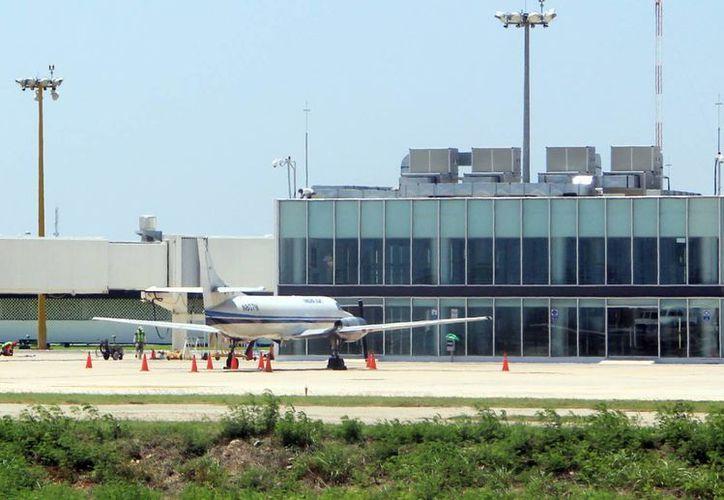 La apertura de vuelos de Mérida hacia ciudades fronterizas como Tijuana brinda la oportunidad de incentivar el comercio. (Milenio Novedades)