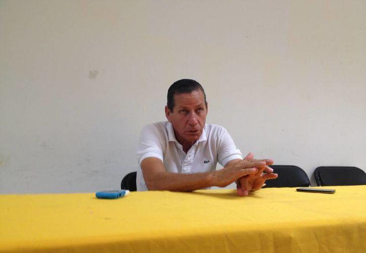 Jorge Luis Hernández conoce la disciplina desde hace 45 años. (Ángel Mazariego/SIPSE)