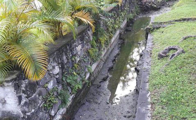 El gobierno de Morelos informó que, en caso necesario, el flujo que aportaban los manantiales se garantizará a través de pozos. (Milenio)