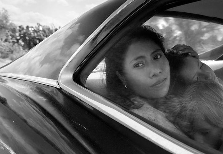 Yalitza Aparicio, quien protagoniza la película 'Roma', de Alfonso Cuarón, ha sido víctima de comentarios racistas tras posar par ala revista Vanity Fair. (Especial)