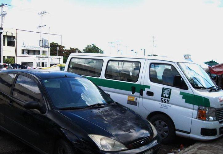 Los empleados de los juzgados y del Cereso de Mérida están temerosos de contraer influenza. (Francisco Puerto/SIPSE)