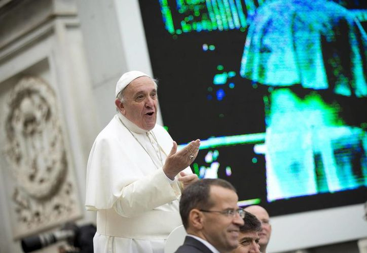 """Según el Pontífice el espíritu de la curiosidad es """"mundano"""" y """"nos lleva a la confusión"""". (Archivo/EFE)"""