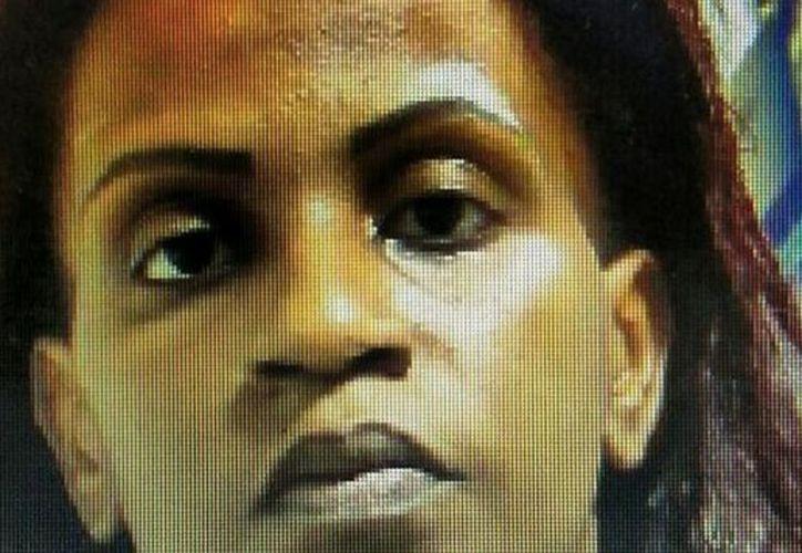 Simone Anjos dos Santos, de 41 años, fue detenida en Río de Janeiro tras ser acusada de intento de homicidio. (El Comercio)