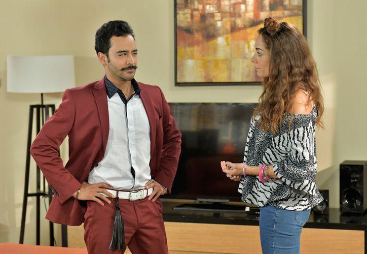 Luis Carlos Muñoz, hace el papel de Fredo del Valle en la exitosa serie. (Redacción)