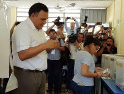 Votaciones, sin incidentes mayores: Rolando Zapata