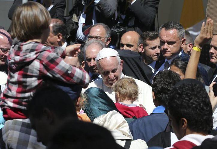 El papa Francisco llegará el miércoles 27 de julio a Polonia para encabezar la Jornada Mundial de la Juventud. (Archivo/AP)