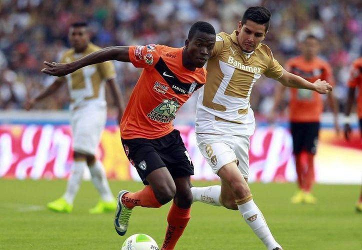 Pumas no pudo avanzar a la semifinal del Torneo Clausura 2014. (Notimex)