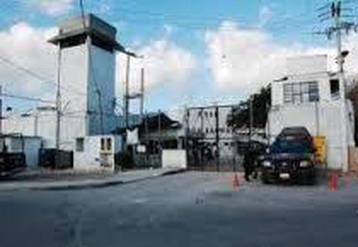 Los custodios laboraban en la cárcel de Cancún. (Redacción)