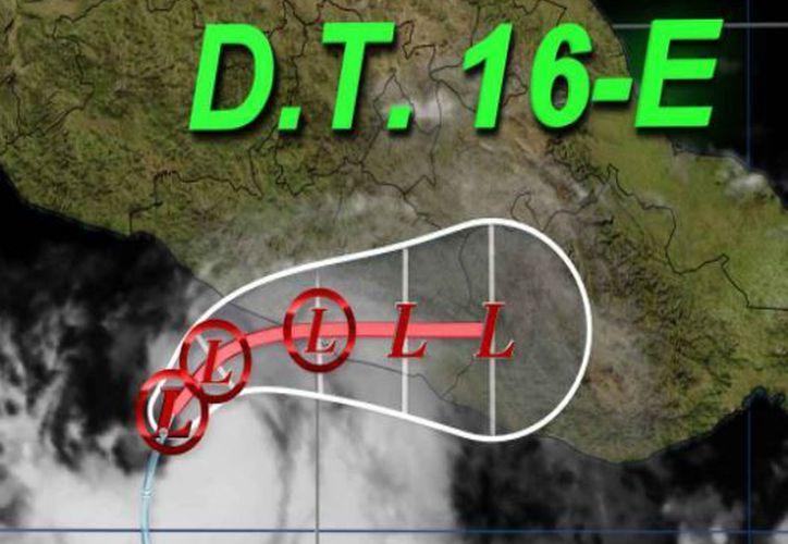 La Conagua y el SMN exhortan a la población a mantenerse informada sobre las condiciones meteorológicas. (Conagua)