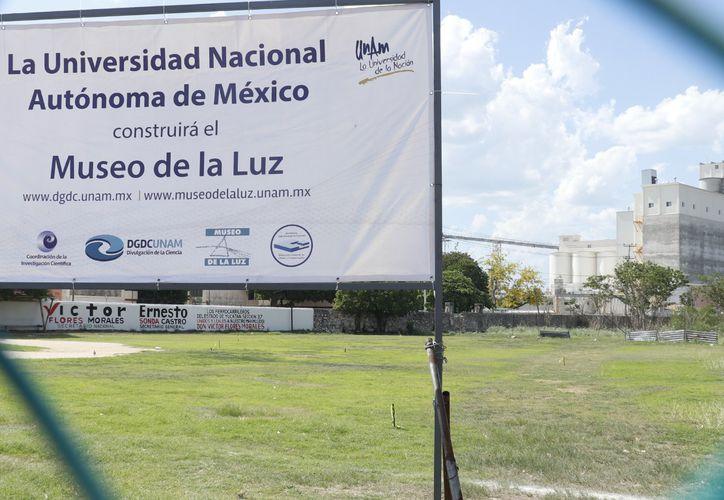 Academia, artistas y científicos yucatecos se integrarán al plan del Museo de la Luz (Foto: José Acosta/Novedades Yucatán)