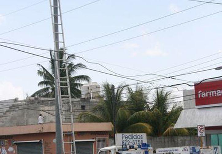 Los recursos también serán usados en aplicación y mejora de la video vigilancia de Cozumel. (irving Canul/SIPSE)