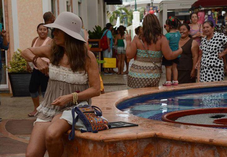 La contabilidad del turismo mexicano, entre enero y mayo, es mayor al medio millón. (Victoria González/SIPSE)
