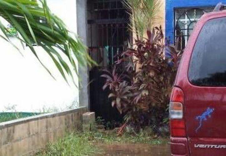 El cuerpo fue hallado en el patio de un domicilio. (Redacción/SIPSE)