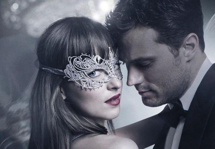 50 Sombras Liberadas está basada en la novela de E.L. James. (Universal).