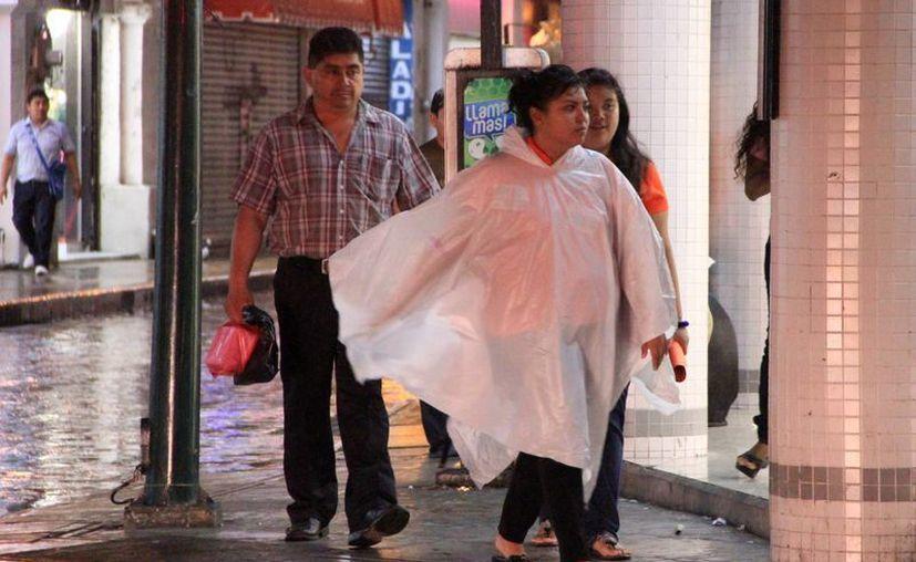 Poco a poco se regularizan las lluvias en Yucatán. (SIPSE)