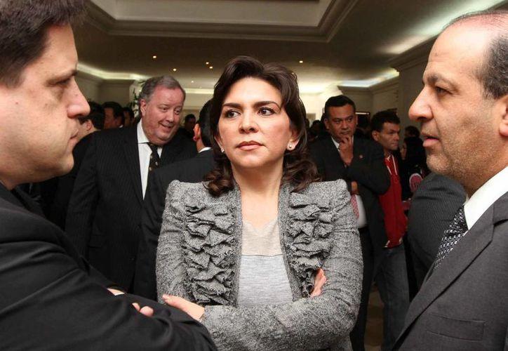 La secretaria general del PRI dijo que es un gran reto abrir mayores oportunidades para la mujer en el ámbito político. (Archivo/Notimex)