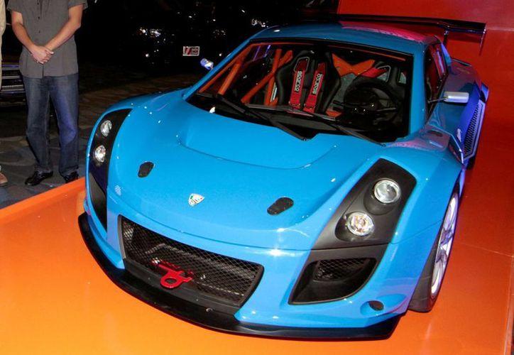 El Mastretta MXR ahora forma parte de la colección de autos a escala de Hot Wheels. (Notimex)