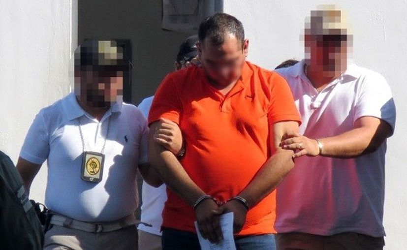 Juan Ramón H.M. está acusado de contratar a sicarios para matar a Emma Gabriela Molina Canto. (Novedades Yucatán)