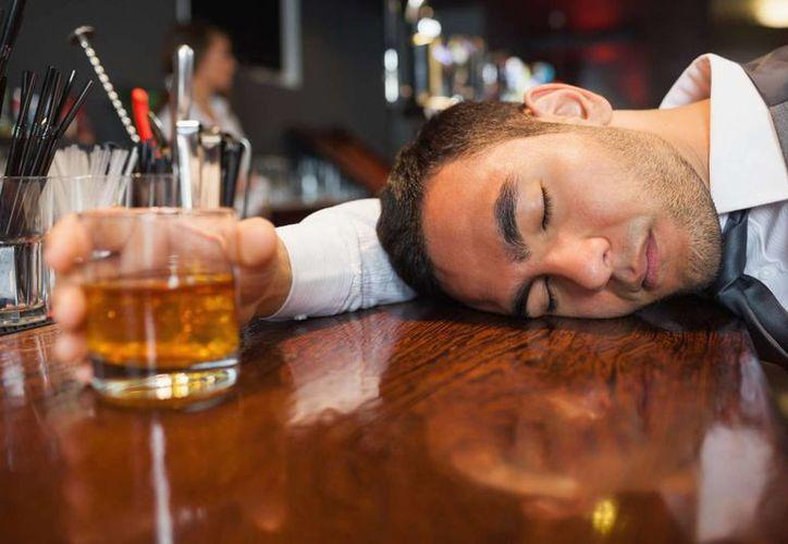 Un estudio de Estados Unidos clasificó a las personas intoxicadas con alcohol en cinco categorías. (Contexto/Internet)