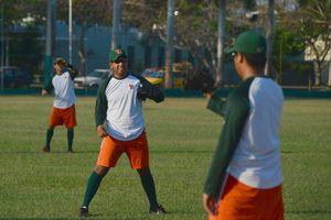 Leones regresan a entrenar en Mérida