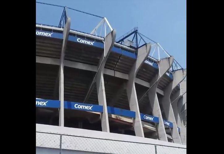Esta noche se llevaría a cabo el encuentro América contra Cruz Azul en el Estadio Azteca. (Foto: Redacción)