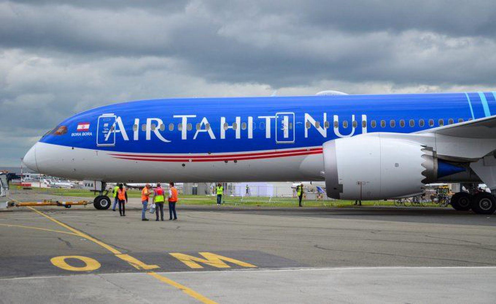 AHORA: El vuelo más largo del mundo, por el coronavirus