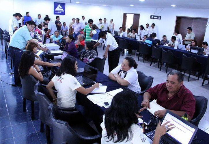 El Infonavit ofrece a trabajadores garantías para su patrimonio. (José Acosta/SIPSE)