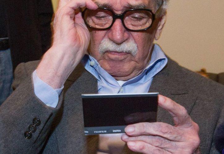 La editorial Random House anunció que la familia de Gabriel García Márquez será la que decidan cuándo saldría a la luz la novela inconclusa del Nobel de Literatura. (Archivo Notimex)