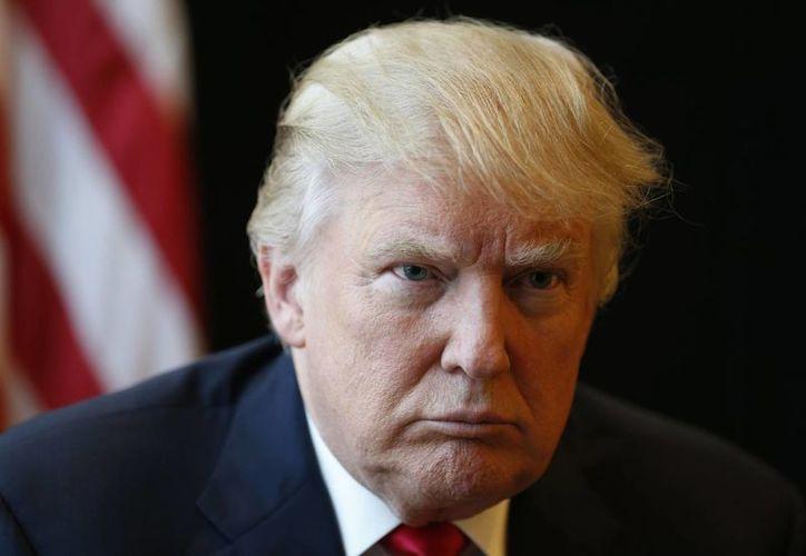 Las políticas migratorias que aplicaría Donald Trump en caso de llegar a la Presidencia de EU harían perder mucho dinero a la ciudad de Nueva York.- (AP)