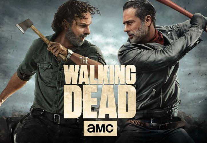La serie sobre el apocalipsis zombie 'The Walking Dead' vuelve a la pantalla en menos de una semana. (Foto: Vanguardia MX)