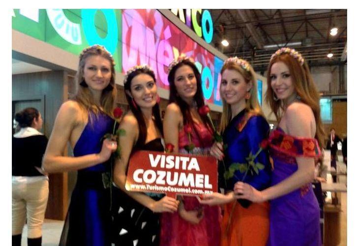 Cozumel está presente en la Fitur, una de las más importantes ferias a nivel mundial en el ámbito turístico. (Redacción/SIPSE)