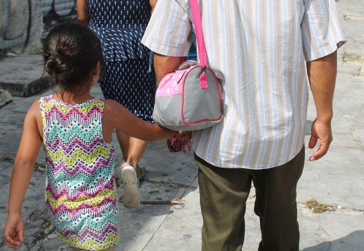 Los niños tendrán un espacio digno y seguro para su desarrollo integral. (Foto SIPSE)