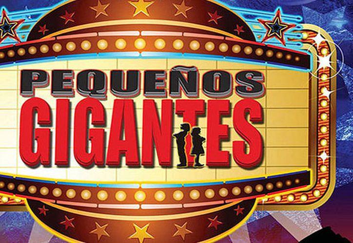 Pequeños Gigantes será conducido por Galilea Montijo. (Televisa)
