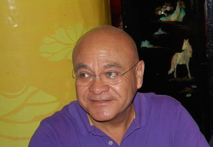 Jaime Hernández Zaragoza actualmente preside la asociación Por Amor a Cancún. (Tomás Álvarez/SIPSE)