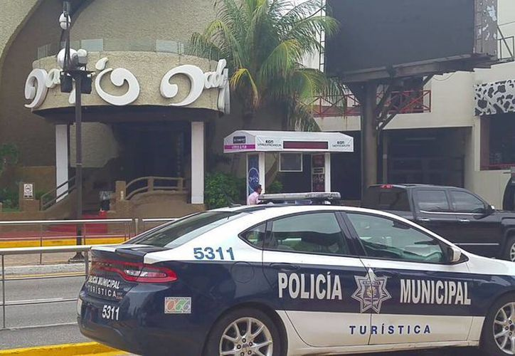 El turista fue lesionado con arma de fuego en el baño de una discoteca. (Eric Galindo/SIPSE)
