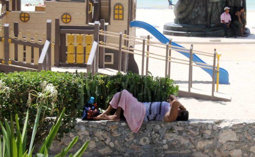 Proponen a la población descansar frecuentemente cuando se realice algún trabajo o ejercicio físico duro. (Juan Cano/SIPSE)
