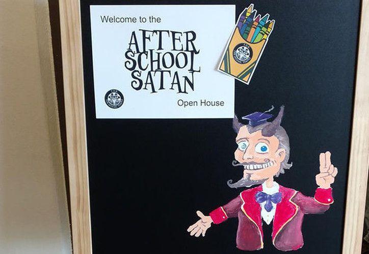 """Los 'clubes satánicos' se centran en """"el racionalismo, la investigación libre y la diversión"""", según la organización. (RT)"""