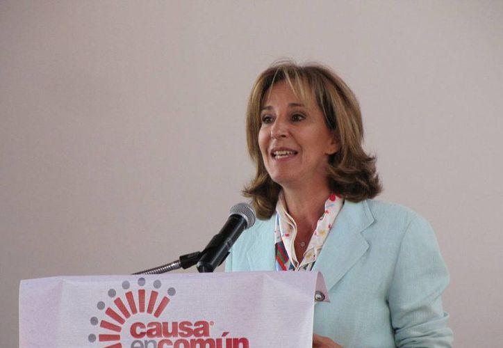 García Luna respondió a los señalamientos de María Elena Morera, asegurando que no corresponden a la realidad. (laprimeradepuebla.com)