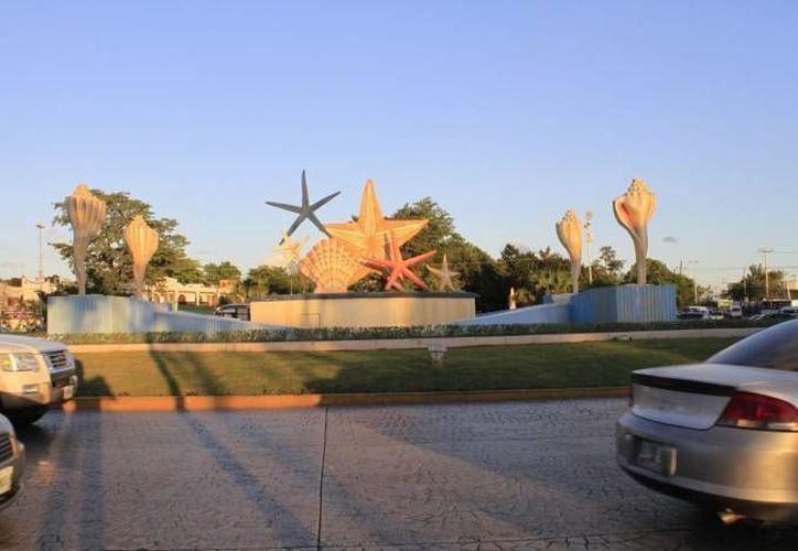 La zona centro de Cancún será modificada de acuerdo al Reglamento de Imagen Urbana de la ciudad. (Archivo/SIPSE)