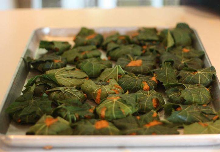 La chaya se puede disfrutar en diversos platillos, ya sea como ingrediente o cubierta. (themijachronicles.com)