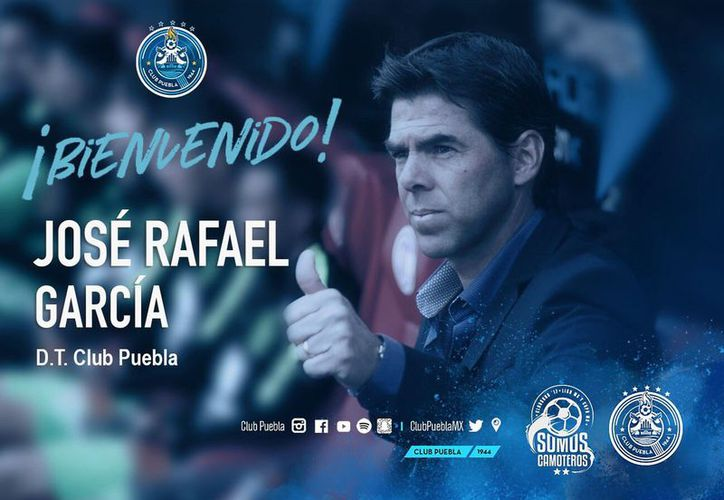 'Chiquis' García tendrá su primera experiencia en el Régimen de Transferencias. (Twitter/ @ClubPueblaMX).