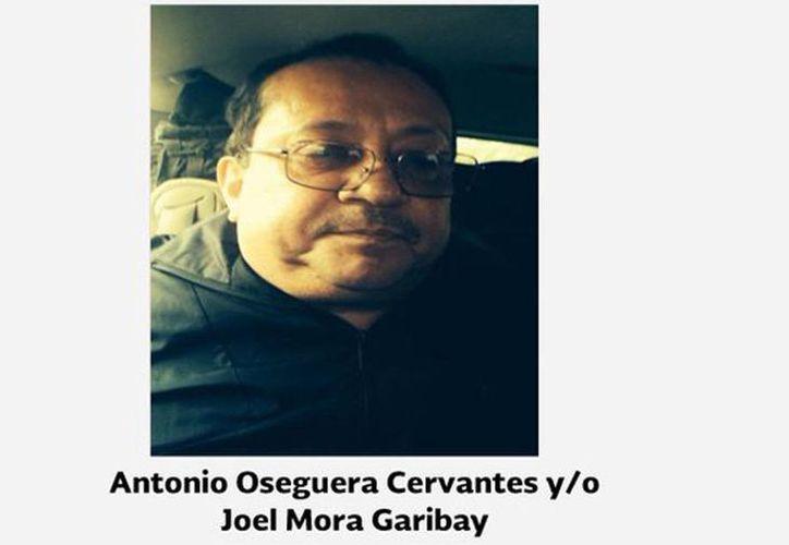 Antonio Oseguera trabajaba bajo órdenes directas de su hermano Nemesio, presunto líder de la organización (Tomada de Twitter / @PoliciaFedMx)