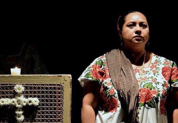La yucateca Conchi León intercambiará experiencias con otros dramaturgos en el PEN World Voices: International Play Festival 2016. (Milenio Novedades)