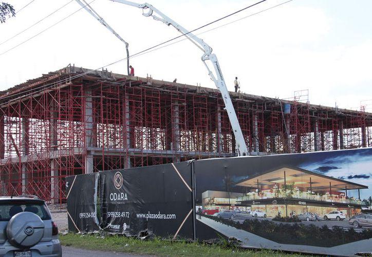 En Mérida el desarrollo de complejos comerciales y habitacionales se ha cosolidado en los últimos años. (Foto: Milenio Novedades)