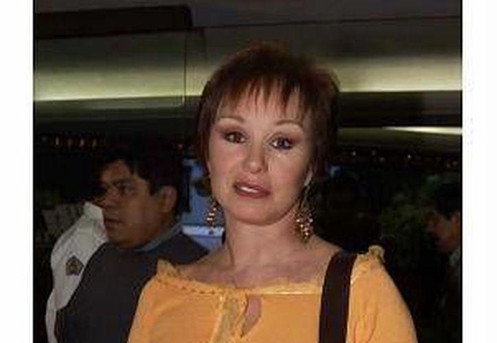 La actriz Alma Muriel cumplió 62 años el pasado 2 de octubre. (El Universal)