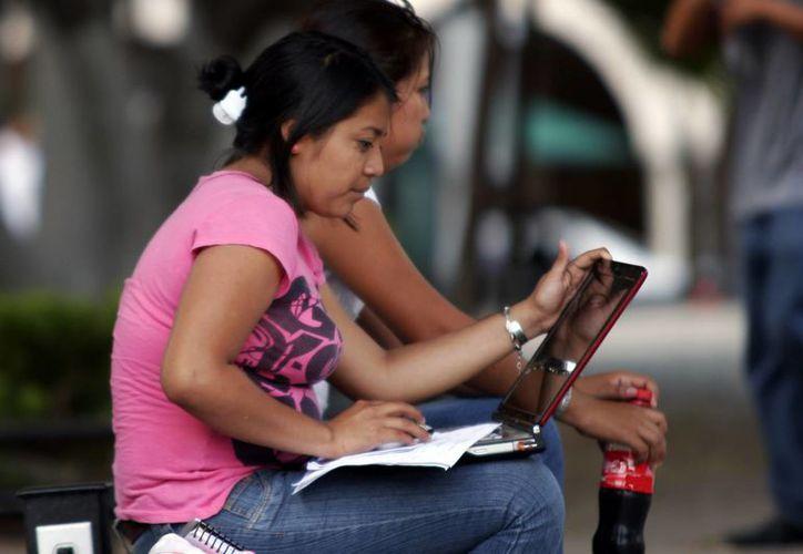 La actividad pretende que más jóvenes yucatecos se interesen a por el trabajo de la animaciones digitales.(Milenio Novedades)
