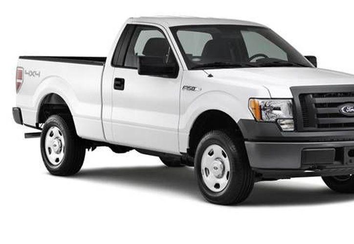 La Serie F ha sido la camioneta pick-up más vendida en los Estados Unidos desde hace 36 años consecutivos. (ford.mx)