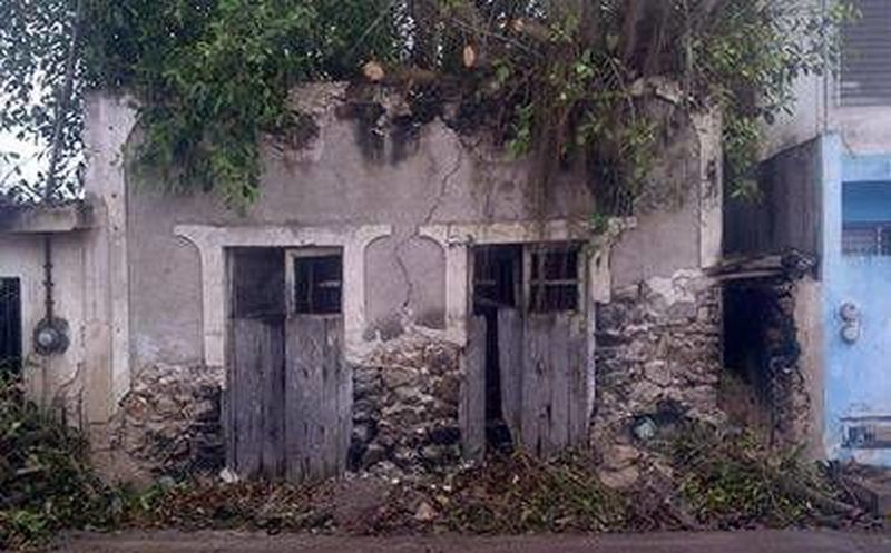 Casas en mal estado de progreso ser n demolidas milenio for Casa elegante en mal estado